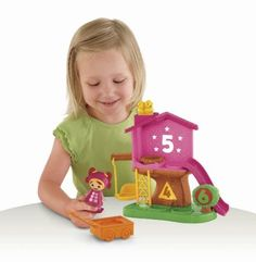 Fisher-Price Umizoomi: Umicity Treehouse