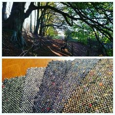 The beautiful colours of autumn, perfectly captured in the authentic Irish Donegal Tweed. Donegal, Bespoke, Tweed, Irish, Menswear, Colours, Autumn, Instagram Posts, Beautiful