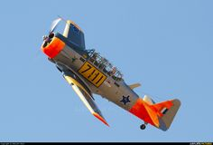 South Africn Air Force North American Harvard