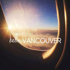 Vancouver Instagram Diary