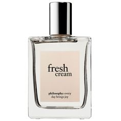 Fresh Cream is such a yummy & sweet scent! I love it on it's own, but I LOVE to layer it... -laurenloves, VIB #Sephora #Philosophy #FreshCream #fragrance