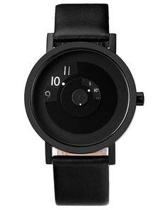 Daniel Will-Harris Reveal Watch 40mm Black