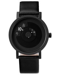 Daniel Will-Harris Reveal Watch 40mm Black