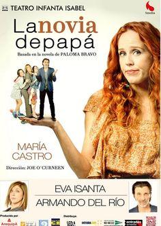 La novia de papá. Teatro. Más info en www.planeta28.com