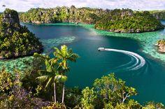 Raja Ampat, Sorong-Papua, Indonesia