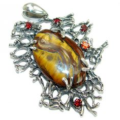 Incredible quality Silky Golden Tigers Eye .925 Sterling Silver handmade Pendant Golden Tiger, Jewelry Design, Unique Jewelry, Silver Pendants, Handmade Silver, 1 Piece, Tigers, Pendant Jewelry, The Incredibles