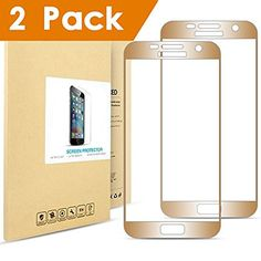 #cellphone #accessries Galaxy S7 Screen Protector,AordKing [2 Pack] Premium High Definition Shockproof Clear Tempered Glass Screen…