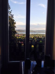 Varese // Palace Grand Hotel // Brahmsian View //