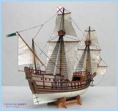 Free download paper model San Salvador | Premium Paper Models | Digitalnavy.com