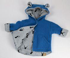 Walkjacke für Babys und Kinder  Gr. 62 - 116 Www.vio-baby.dw  #walkjacke #wollwalkjacke #baby