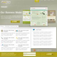 Create a Professional Corporate Template - Photoshop Tutorial - Pxleyes.com