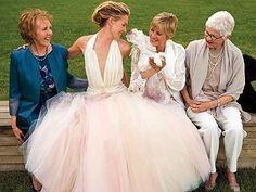 3 generations. Wedding shoot