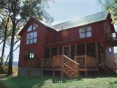 VRBO.com #184616 - The White River Cabin