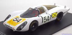 Porsche 907 LH, Winner 24h Daytona 1968, No.54, Elford/Neerpasch/Stommelen. Spark, 1/18, No.18DA68. 150 EUR