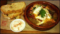 Chez Dre Morrocan Baked Eggs