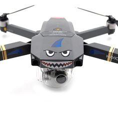 Shark Sticker Decoration Waterproof Decal Cover for DJI Mavic Pro Drone