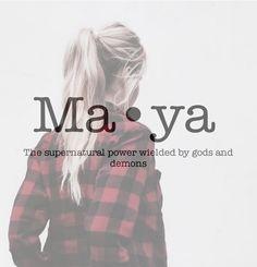 Loudly--unladylike on tumblr||| Maya Hart character definition