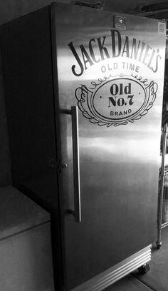Basement bar fridge? Hell yes!
