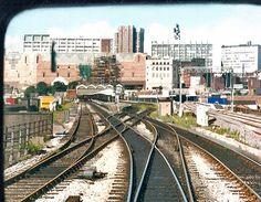 Disused Stations: Birmingham Moor Street Station Old Train Station, Disused Stations, British Rail, Rolling Stock, More Pictures, Birmingham, Railroad Tracks, Model Railroader, Photo Galleries