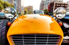 LOTUS 7 in NYC