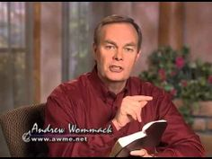 Andrew Wommack: A Better Way To Pray - Wk 2-1