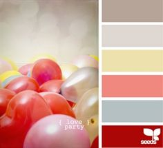 How will I ever commit to a color sceme in my house? #home #decor