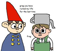 1000 Images About Over The Garden Wall On Pinterest
