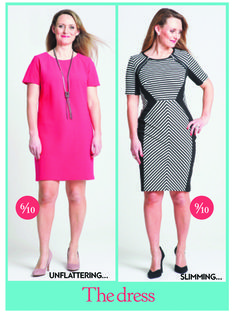 Looking thinner could be as easy as changing your clothes -- read on to find out how to dress to look slimmer. Work Fashion, Fashion Beauty, Fashion Outfits, Womens Fashion, Fashion Tips, Look Good For You, Looks Great, That Look, Dressing Sense