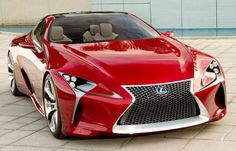 2015 Lexus LF-LC- Release Date and Specs