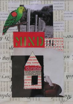 collage by Wendy Aikin