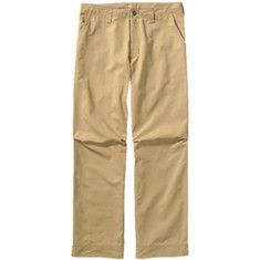 Patagonia  Patagonia Roving Pants (Men's)  These climbing pants have the fortitude to stand up to grating chimneys and stubborn brush without looking the part.
