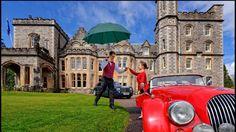 Inverlochy Castle Hotel. Ce château de 1863, conçu dans le plus pur style Scottish Baronial, a été sacré «Best Hotel in Europe» en 2006 par le magazine «Travel +Leisure».
