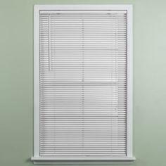 Deluxe Sundown White 1-Inch Room Darkening Mini Blind - BedBathandBeyond.com