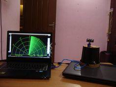 Arduino Radar with Processing