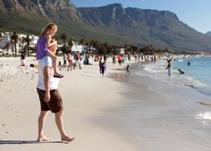 Camps Bay - perfect for families