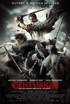Centurion (2010) | Corriendo hasta casita... El norte de Bretaña se ha convertido en territorio inexpugnable para los invasores romanos....