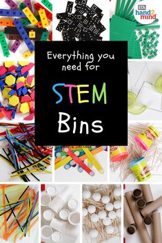 Look no further for the perfect solution to easy to use STEM bins for your classroom! These bins are perfect for kindergarten, first grade, 2nd grade, 3rd grade, and upper elementary and include teacher guides, task cards, labels and storage for easy organization, and fun and easy to use materials and supplies for STEM challenges and activities. Kids will love learning with these hands on bins for morning work, science experiments, makerspace, and more - the ideas are endless!