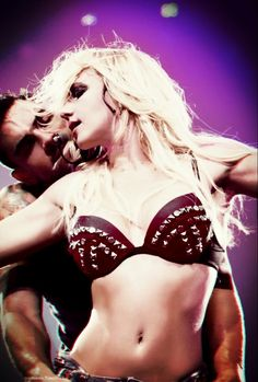 Best concert i had ever been to! And i wish i could go back!! Britney Spears  femmefataletour