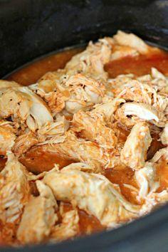 Skinny Buffalo Chicken Wraps--use lettuce instead of tortillas