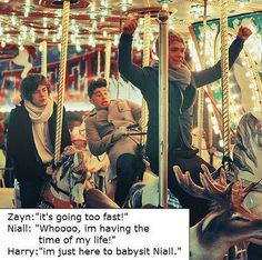 Harry Styles, Zayn Malik, and Niall Horan