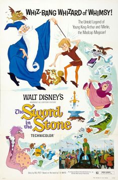 1963: The Sword in the Stone