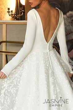 Customized wedding dress factory export trade for ten years, welcome to order wedding dress in batches with their own factory Fall wedding dresses Backless Wedding, Sexy Wedding Dresses, Wedding Dress Styles, Designer Wedding Dresses, Sexy Dresses, Modest Wedding, Wedding Gowns, Maternity Wedding, Wedding Shot