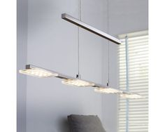 Lustr LED WOFI WO 7613.04.64.0000 (DARWIN) | Uni-Svitidla.cz Moderní #lustr do interiéru s paticí LED pro světelný zdroj od firmy #Wofi, #lustry, #chandelier, #chandeliers, #light, #lighting, #pendants