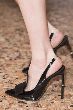 Best Fall 2013 Shoes | Milan Fashion Week Runway