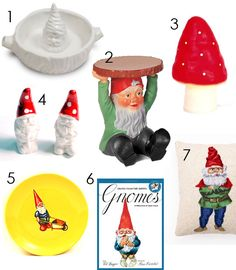 For all you gnome lovers