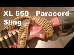 ▶ Triple Cobra Weave Paracord 550 Gun Sling Shotgun / Rifle How to DYI Step by Step Instructions - YouTube
