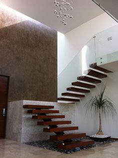 Escaleras #stairs #escaleras #wood #architecture #arquitectura www.aparquitectos.mx