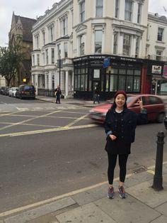 마의 와이프 in london of first pic