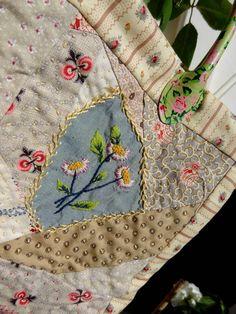 http://www.yorkette45.canalblog.com  : Les cousettes brodées de Yorkette - crazy daisy c2CILE franconie