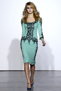 L'Wren Scott Fall 2011 Ready-to-Wear Collection Slideshow on Style.com
